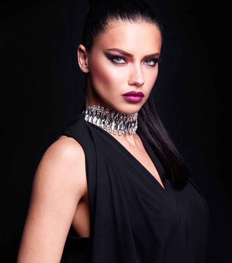Adriana Lima / Maybelline New York